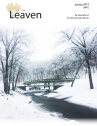 cover Leaven Sept 2018